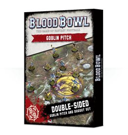 Games Workshop Goblin Pitch & Dugouts