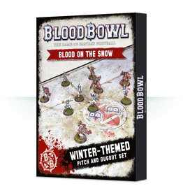 Games Workshop Blood On The Snow Pitch