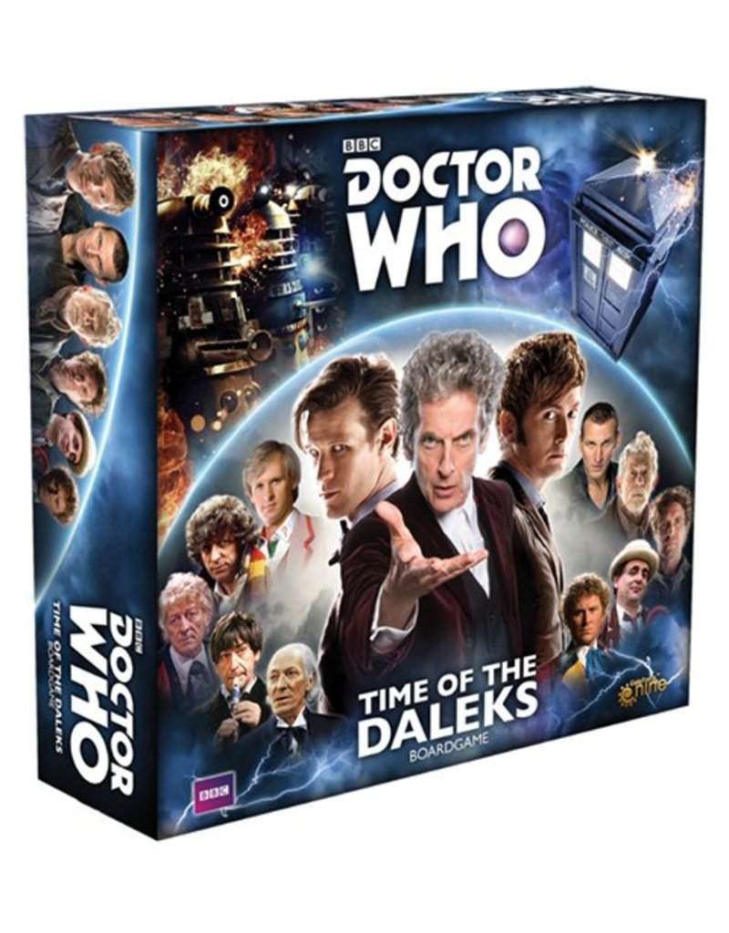 Gale Force 9 Doctor Who: Time of the Daleks Board game