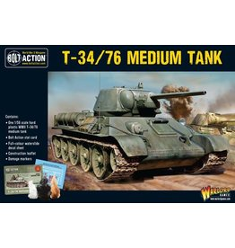Warlord Games T34/76 Medium Tank
