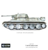 Warlord Games Soviet T34/76 Medium Tank