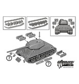 Warlord Games Soviet T34/85 Medium Tank