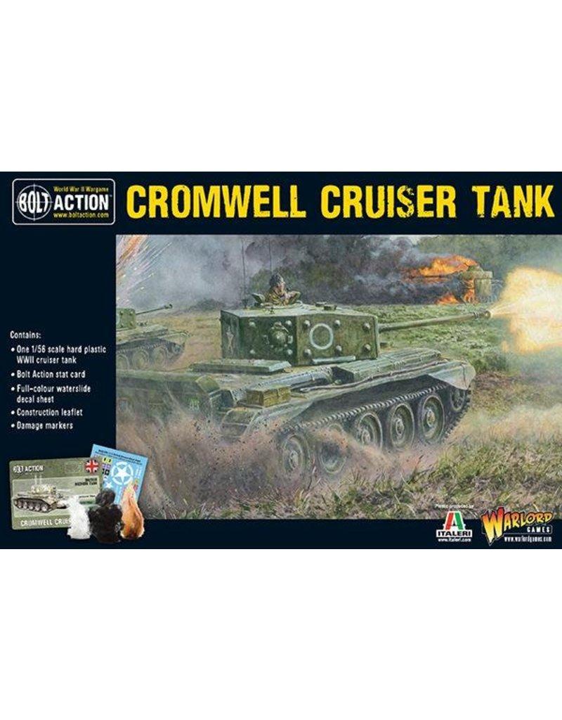 Warlord Games British Cromwell Cruiser Tank