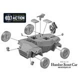 Warlord Games British Humber Scout Car