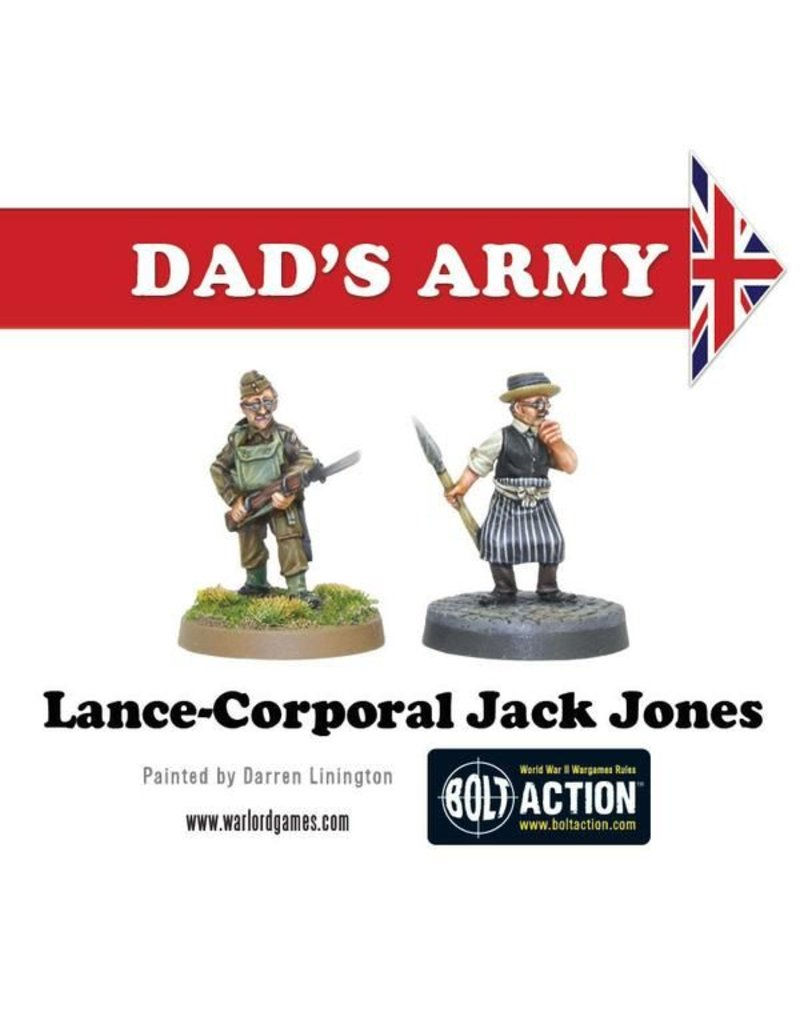 Warlord Games Dad's Army Home Guard Platoon