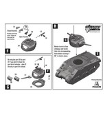 Warlord Games US Army M4 Sherman Medium Tank
