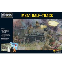 Warlord Games M3A1 Halftrack