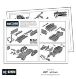 Warlord Games US army M3A1 Halftrack