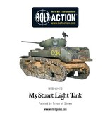 Warlord Games US Army M5 A1 Stuart Light Tank