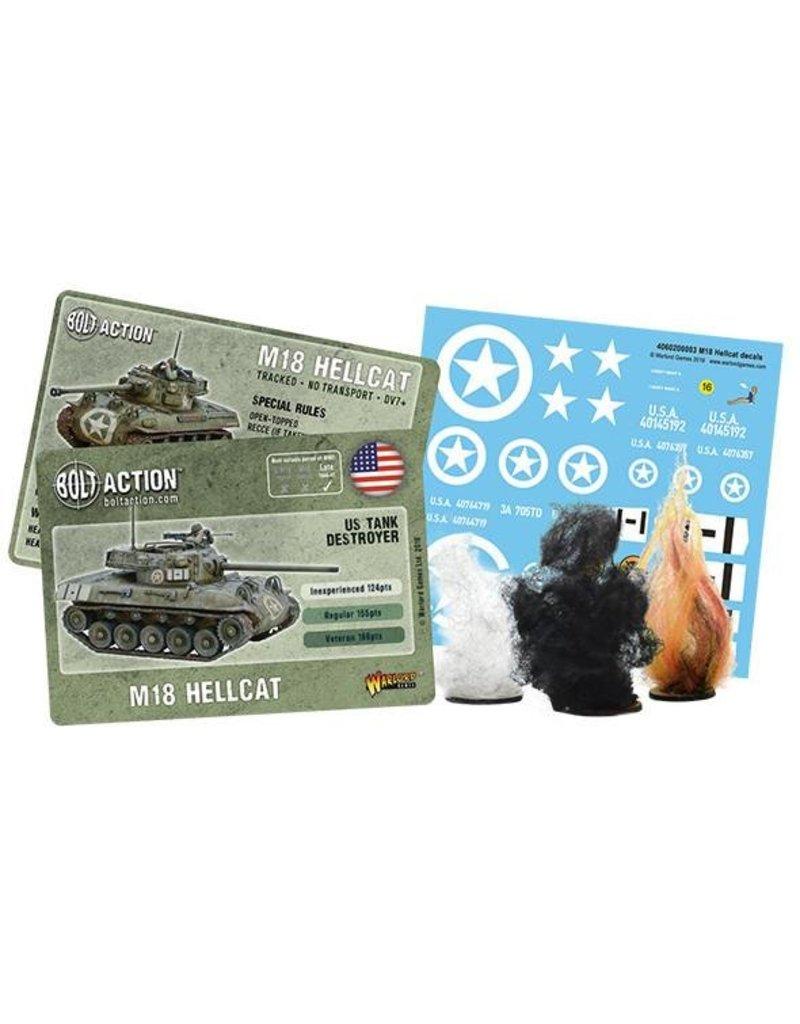 Warlord Games US Army M18 Hellcat Platoon