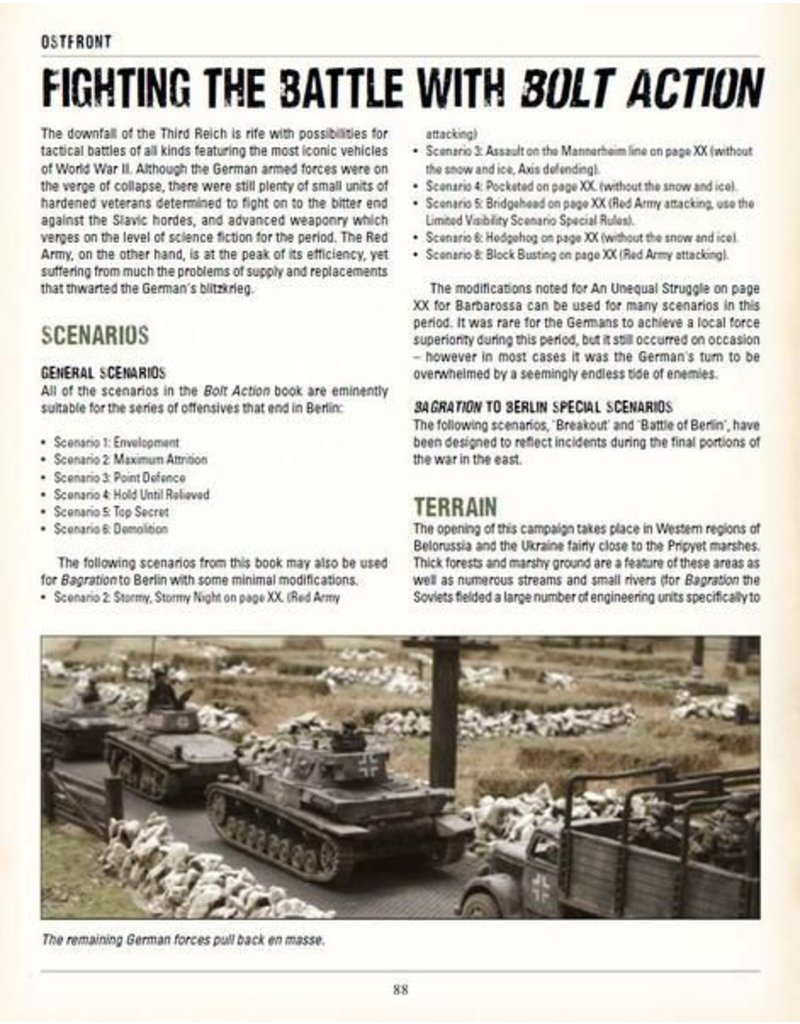 Warlord Games Ostfront (Supplement)