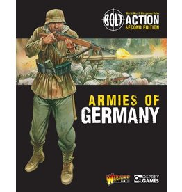 Warlord Games Armies of Germany