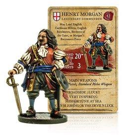 Firelock Games Henry Morgan