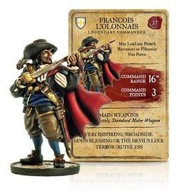 Firelock Games Francois l'Olonnais