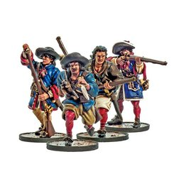 Firelock Games Flibustiers Unit