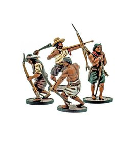 Firelock Games Milicianos Indios Unit