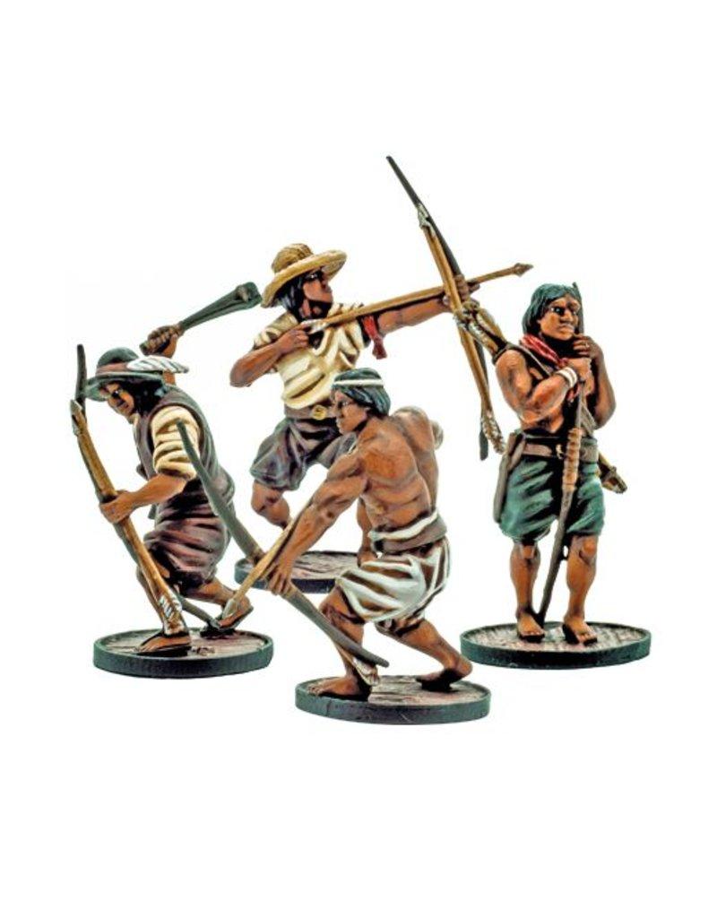 Firelock Games Spanish Milicianos Indios Unit