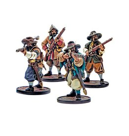 Firelock Games Milicianos Unit