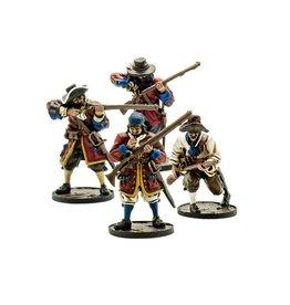 Firelock Games English Militia Unit
