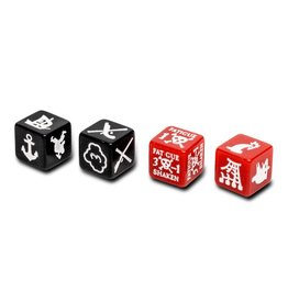 Firelock Games Marker Dice Set