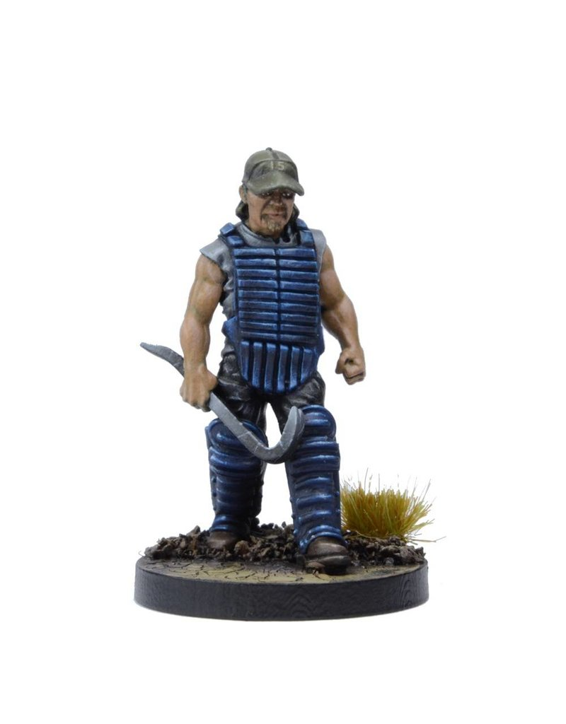 Mantic Games The Walking Dead: Rick, Prison Advisor Booster
