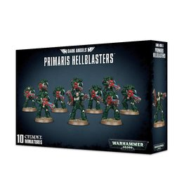 Games Workshop Dark Angels Primaris Hellblasters