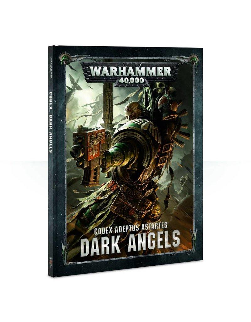 Games Workshop Codex: Dark Angels (HB) (8th Edition)