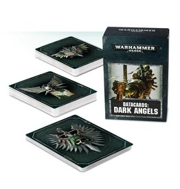 Games Workshop Datacards: Dark Angels