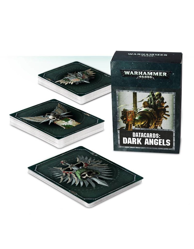 Games Workshop Datacards: Dark Angels (EN)