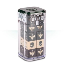 Games Workshop Warhammer 40k: Dark Angels Dice