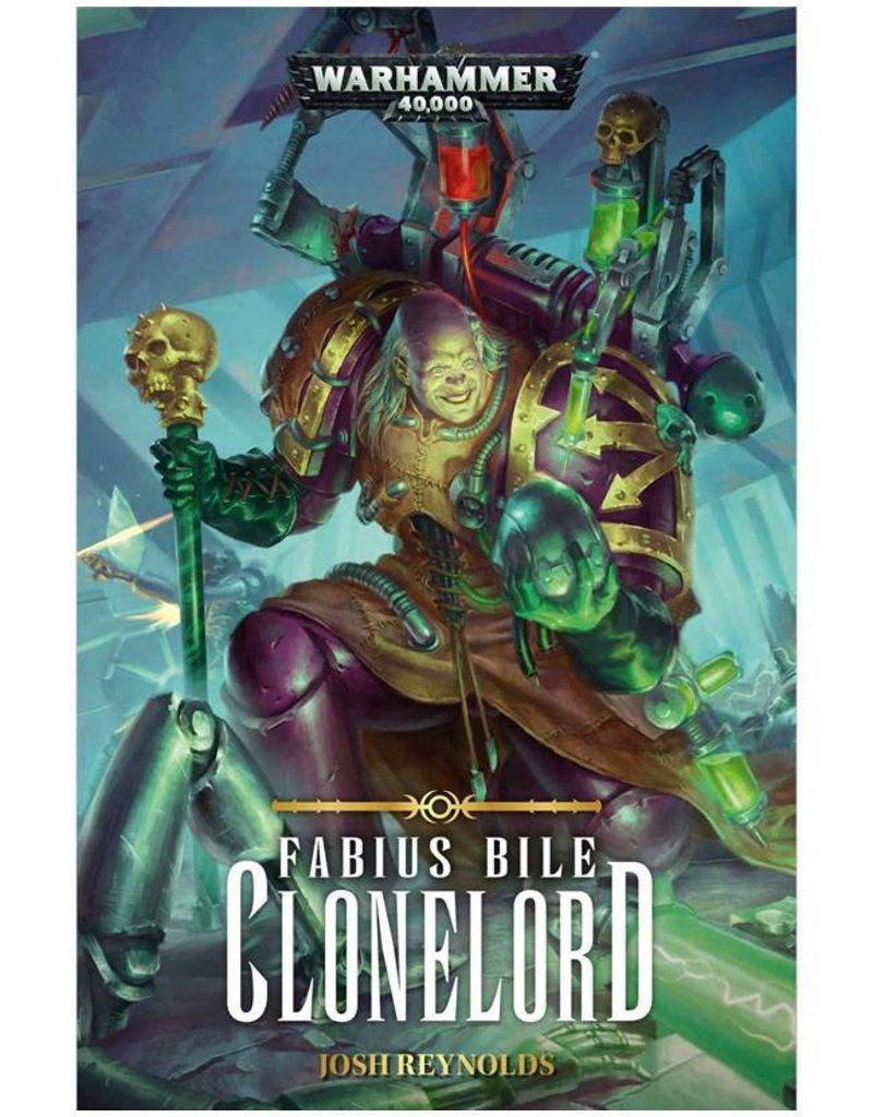 Games Workshop Fabius Bile: Clonelord (HB)