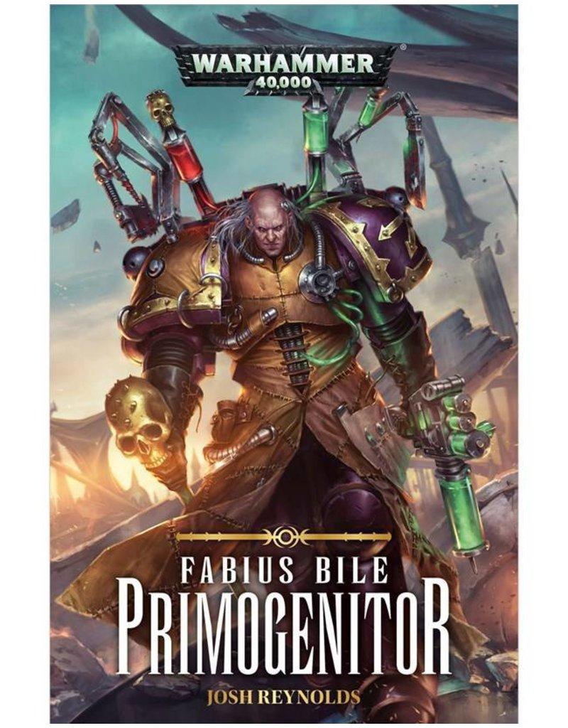 Games Workshop Fabius Bile: Primogenitor (SB)