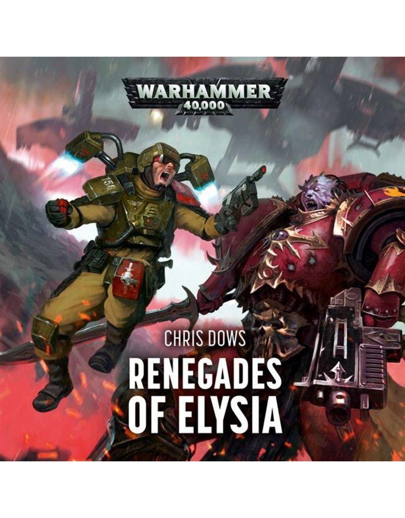 Games Workshop Renegades Of Elysia (AUDIOBOOK)