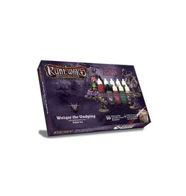 The Army Painter Waiqar the Undying Paint Set