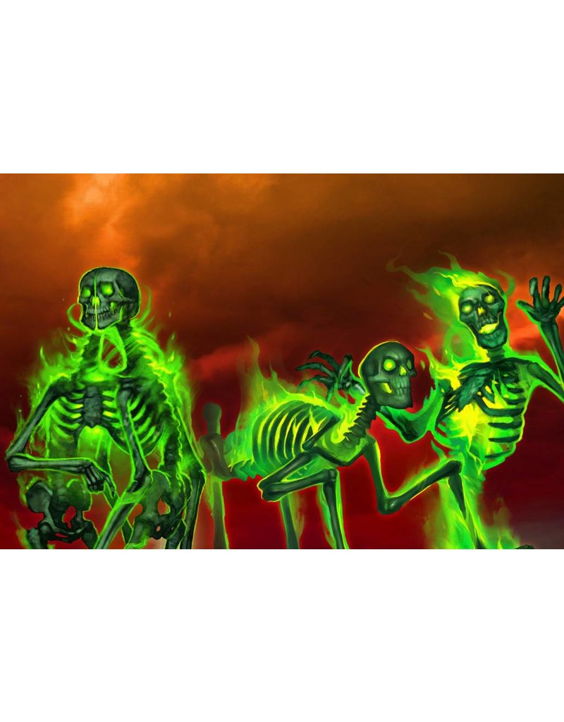 Wyrd Resurrectionists Bone pile