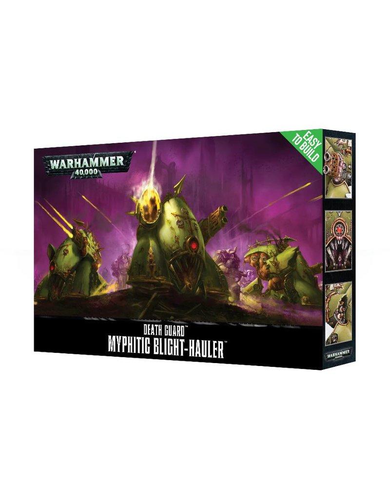 Games Workshop ETB Death Guard Myphitic Blight-Hauler