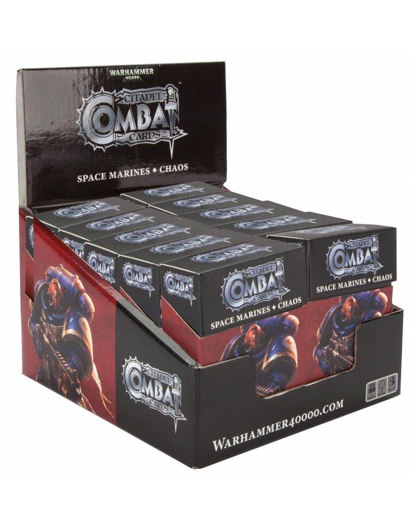 Games Workshop 40k Combat Cards
