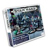 Mantic Games Star Saga Corporation Minion Booster
