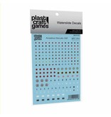 Plastcraft Infinity Decals - Ariadna 02