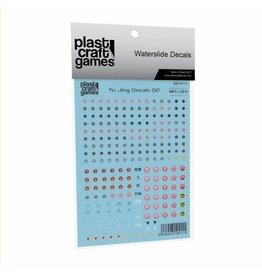 Plast-Craft Yu Jing Decals V2