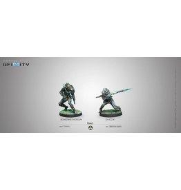 Corvus Belli Igao Unit Boarding Shotgun / DA CC Weapon