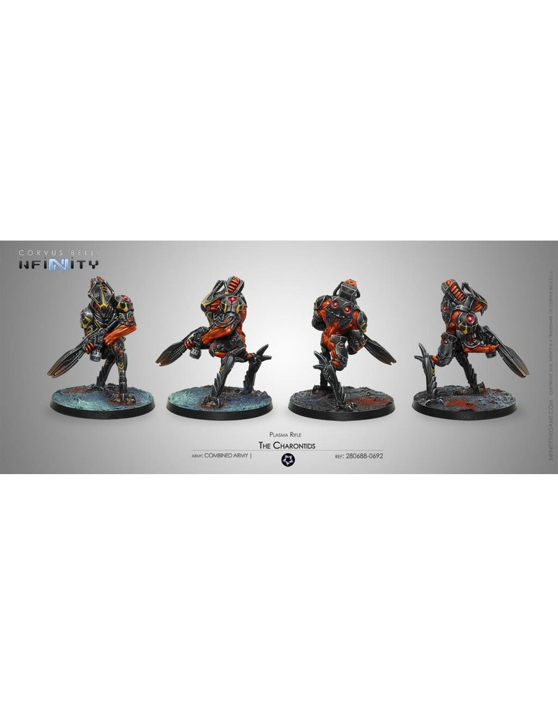 Corvus Belli Combined Army The Charontids (Plasma Rifle)