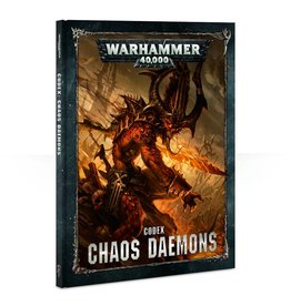 Games Workshop Codex: Chaos Daemons (HB)