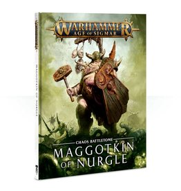 Games Workshop Maggotkin Of Nurgle (HB)