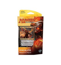 Wizards of the Coast Rivals of Ixalan Angrath Planeswalker Deck