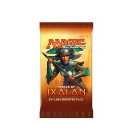 Wizards of the Coast MTG: Rivals of Ixalan Booster Pack