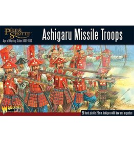 Warlord Games Ashigaru Missile Troops