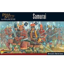 Warlord Games Foot Samurai