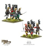 Warlord Games Feudal Japanese Foot Samurai Box Set