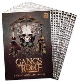 War Banner Gangs of Rome Rulebook